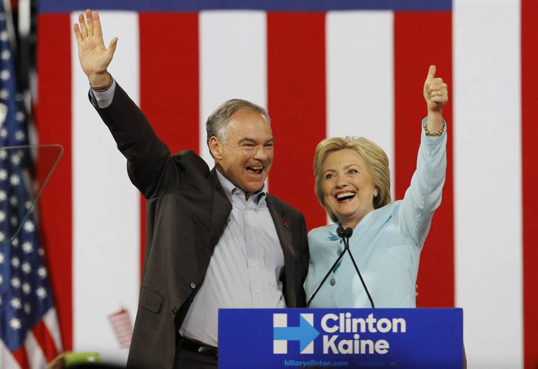What I got from Clinton and Kaine's 'Stronger Together' manifesto released today.